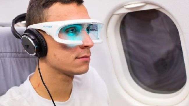 Socceroos defender Trent Sainsbury sports the white glasses.