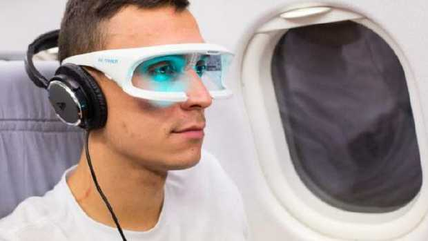 Socceroos defender Trent Sainsbury sports the white glasses.