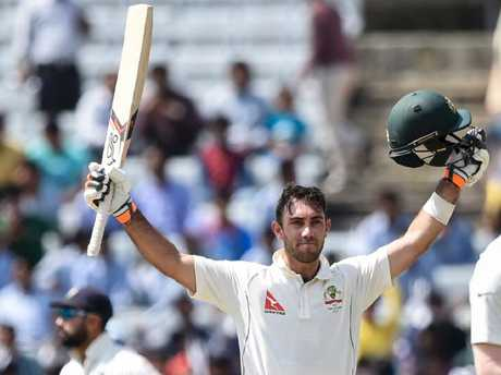 Shane Warne says Glenn Maxwell needs to be the X factor. Picture: AFP