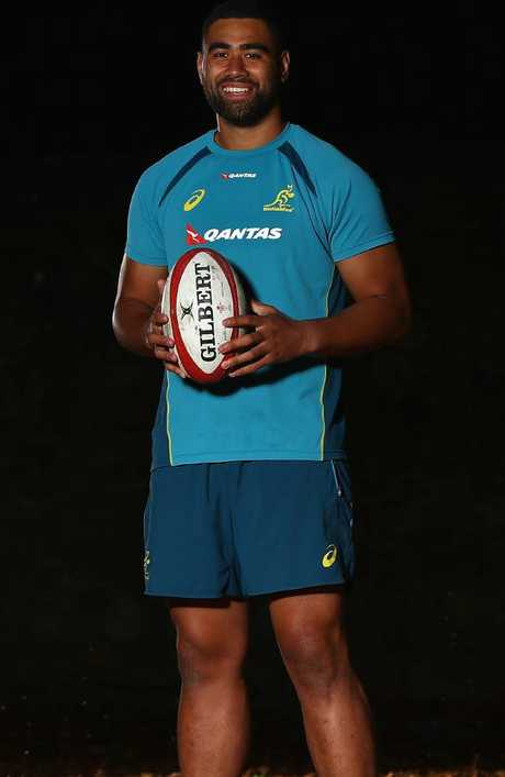 Lukhan Tui is ready to make a mark against England.