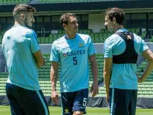 Socceroos' secret session to success