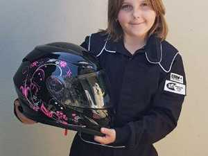 8 year old drag racer killed