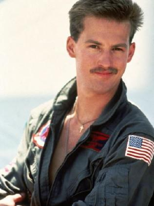 Anthony Edwards played Goose in Top Gun. Picture: Supplied