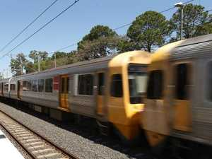 Man dies after he was hit by train at Goodna