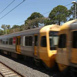 Man dies after he was hit by train at Goodna | Queensland Times
