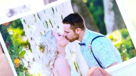 Ben had planned a 'secret wedding'. Picture: 60 Minutes