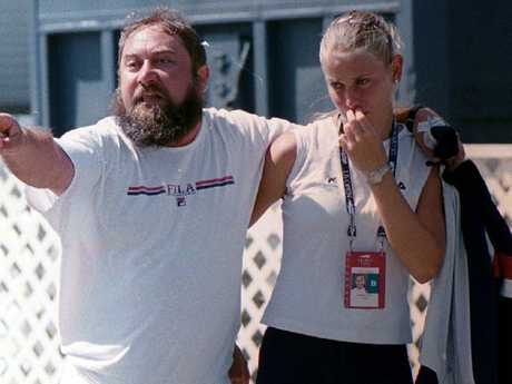 Jelena Dokic's ugly accusations against her father Damir have shocked Australia.