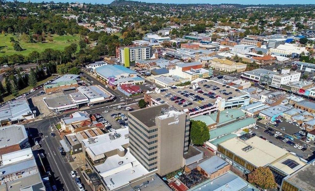 10 Russell Street, Toowoomba.