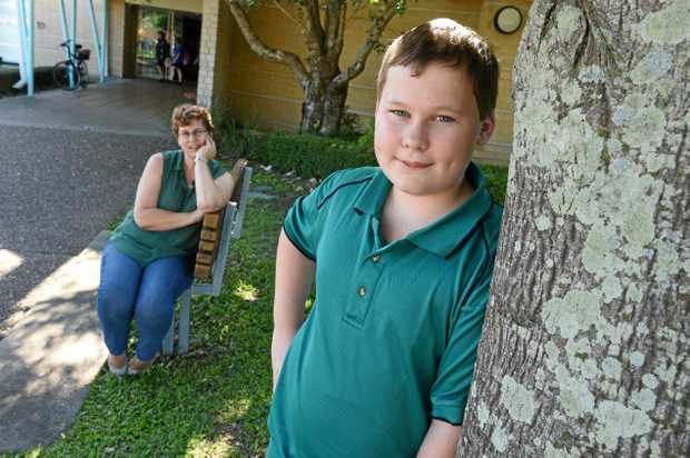 In 2015, Fraser Coast lad Mitchell Cawthray was diagnosed with cancer. Today the youngster is impressing his mum Janine and his doctors with his remarkable recovery.
