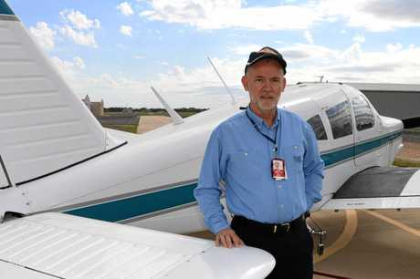 Mr Newby said he decided to join Angel Flight when he realised he could use his passion for flying to help others in need.