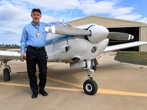 Hobby reaches new high for Angel Flight pilot