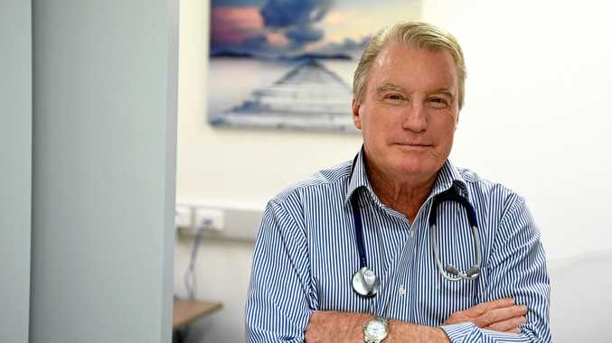 NEW FACE: Cardiologist Dr David Grout has joined Bundaberg Cardiology.