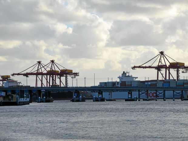 Freemantle Port