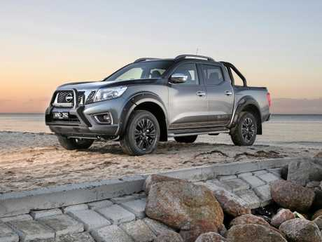 Only 500 Nissan Navara N-Sport Black Editions have been produced, starting from $54,490 plus on-roads.