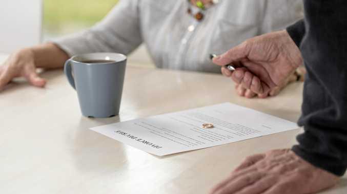 Prenup Court Ruling Good Reminder To Be Careful Seniors News