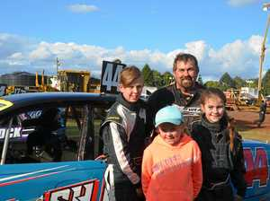 The family that loves racing
