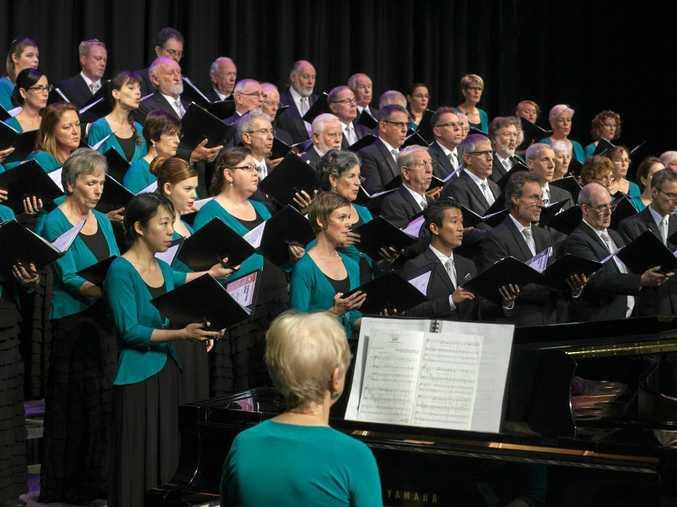 The Sunshine Coast Oriana Choir will present An Oriana Christmas: Joy To the World.