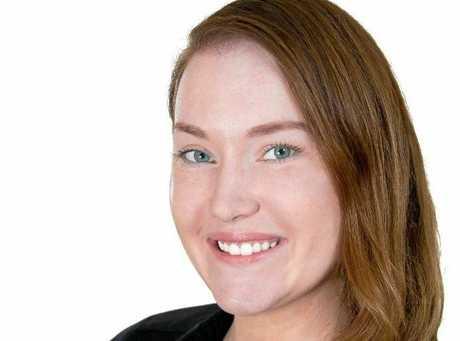 LJ Hooker Rockhampton's Head of Property Management Tara Mladenovic.