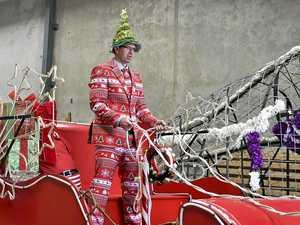 Rain reschedules CBD's biggest Christmas celebration