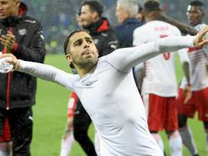 Switzerland scrape through to World Cup in Basel battle