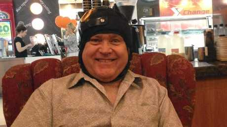 Peter Fogarty is fighting an aggressive brain tumour.