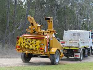 Man dies in horrific woodchipper accident