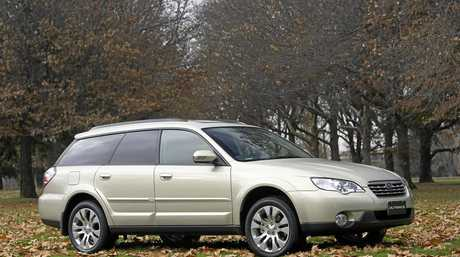 The 2007 Subaru Outback has been recalled.