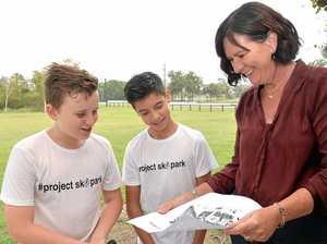 Kids promised $1million for skate park by Labor