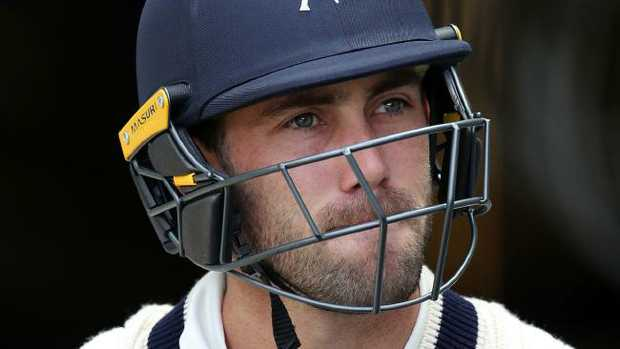 Glenn Maxwell is under pressure to hold his spot at No.6.