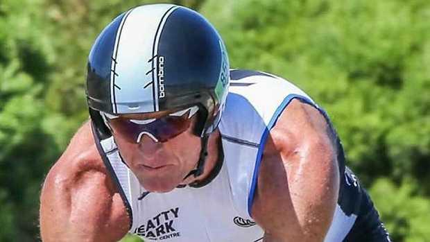 Former Olympic gold medallist Neil Brooks.