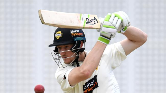Cameron Bancroft is knocking down the door of Test selection.