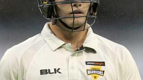 Hilton Cartwright had a rough game against NSW last week.
