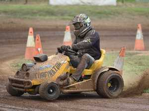 Fraser Coast Lawn Mower Racing