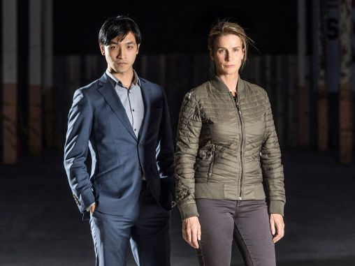 Rachel Griffiths and Yoson An will star in the TV series Dead Lucky.