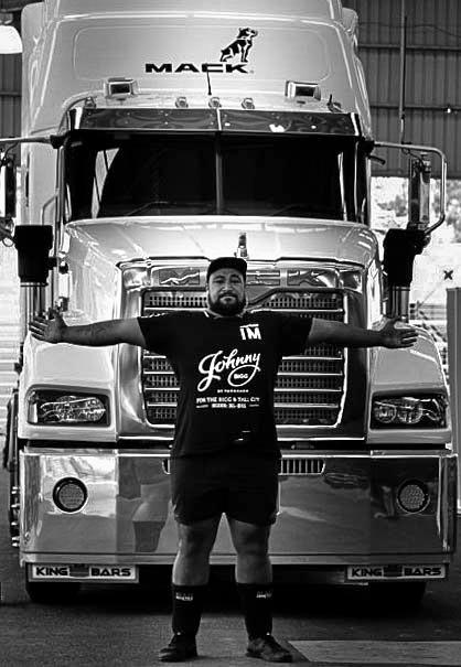 Eddie Williams has been crowned the 2017 Australia's Strongest Man