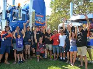 Brisbane Kids Convoy 2017 biggest yet