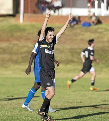 How West Wanderers' Thomas Fowler feels about soccer starting again.