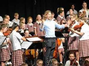 Spectacular display of talent at Good Shepherd concert