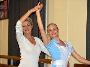 Ballet Academy dancers to bring wonderland to life