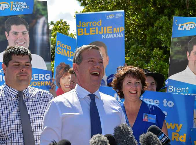 LNP Leader Tim Nicholls yesterday promised a major road infrastructure project for the Sunshine Coast.