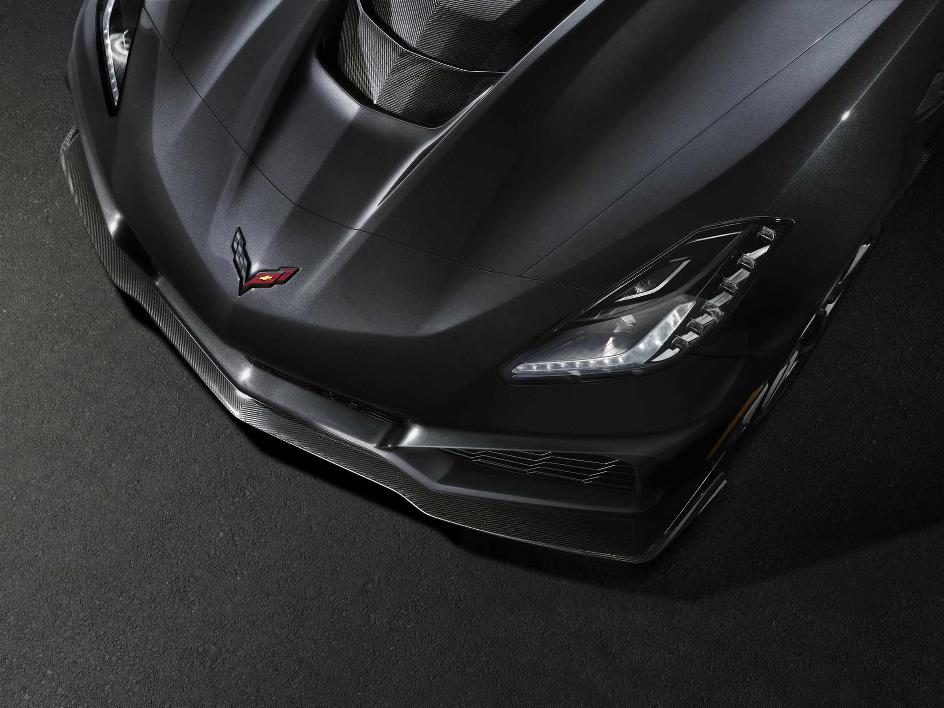 The fastest, most powerful production Corvette ever â€