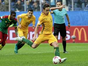 Socceroos hit Sydney with the advantage