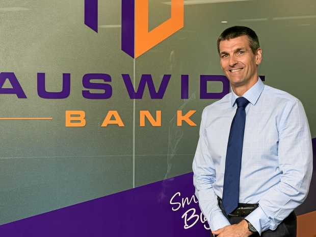 BEST REVIEWS: Auswide Bank managing director Martin Barrett said he is delighted the local bank won Best Bank category in the 2017 ProductReview.com.au Awards.