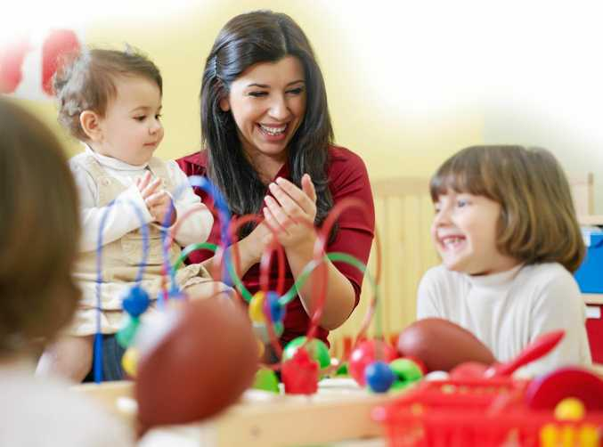 Quality childcare can make sure a difference for both children and their parents
