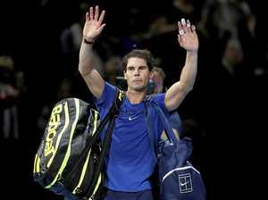 Knee injury ends Nadal's 2017 season