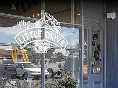 Little Olive on William St