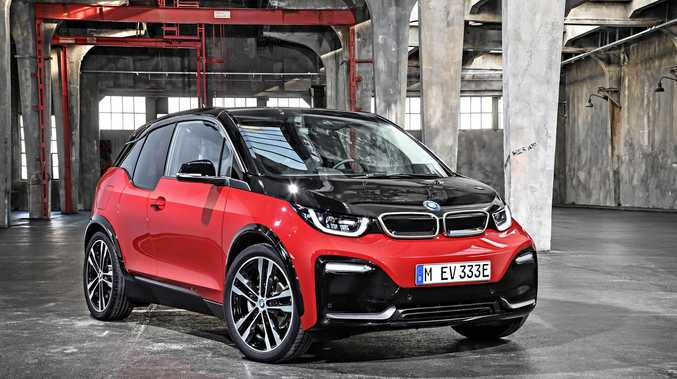 The 2018 BMW i3s will be in dealerships from January.