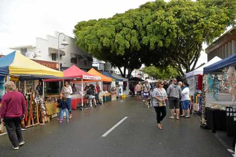Caloundra Street Fair.