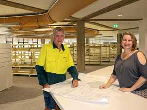 Tweed Library will open in December