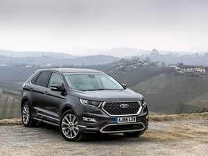 Endura large SUV added to Ford range next year